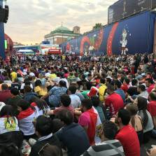 World Cup a Huge PR Success - Firsthand Account from St. Petersburg, Russia