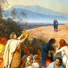 Major Russian Holiday Today - Baptism of Jesus - the Rich Cultural Background (Theophany)
