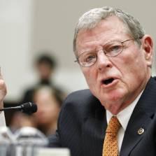 "Senator James Inhofe: ""Russian tanks entered Ukraine...in Georgia"""
