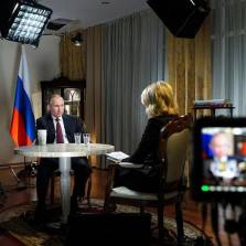Confident Putin Says 'So What!?' 9X to Megan Kelly, Ridicules US Behavior