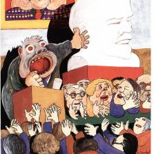 О женской ненависти к счастливому прошлому. Почему Меркель и Грибаускайте невзлюбили Россию