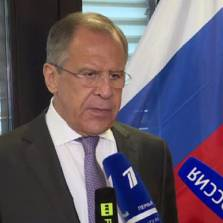 Lavrov says US should not exploit fight against terrorism in Syria
