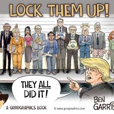 DOJ Report Completely Whitewashes FBI's Garbage Barge of Roguery