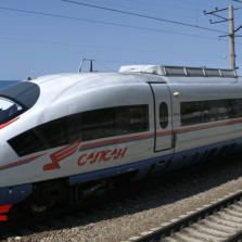 Moscow-Beijing Bullet Train - It's Happening
