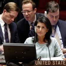 "Haley: ""We're done talking!""; Tillerson: ""No we're not."""