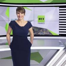 RT Goes Live in French - Elites Freak Out, Try to Block It, RI Attends Paris Opening Party