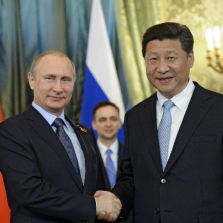 More sanctions would only strengthen Moscow's long-term strategic partnership with Beijing