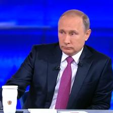 Putin begins his Q&A session