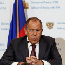 Lavrov expects too much.