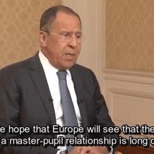 Preach it, Lavrov