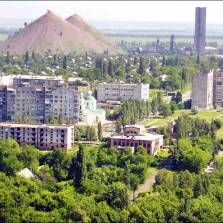Empty Ore Mines of Donbass