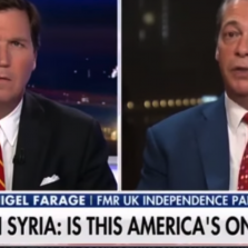 Tucker Carlson AGAIN Demolishes Case for Attacking Syria