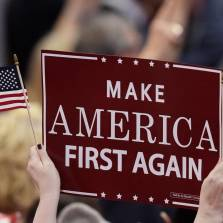 America First or American Empire First?