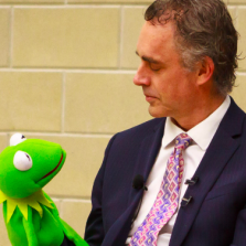 Jordan Peterson is Wrong About the Jewish Question (Fash the Nation)