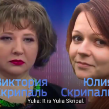 BREAKING: Top Russian News Show Airs April 5 Call With Julia Skripal - She and Dad Are Fine! (Audio and Video)