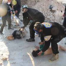 The White Helmets and Western Backers Are Preparing Another False Flag Chemical Attack the Russian Military Warns