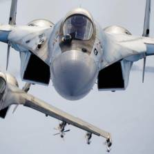 Algeria Places an Order for 18 Advanced Su-35 Fighters