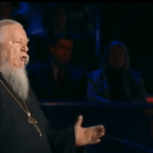 Democracy Is Fraud! - We Need Monarchy! - Hugely Popular Russian Priest on Top TV Show (Dmitry Smirnov)