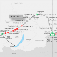 2nd Massive Russia-China Gas Pipeline Starts Flowing - Payment in Ruble / Yuan