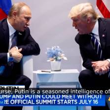 Excellent Russian Analysis of Upcoming Trump - Putin Helsinki Meeting from Russian TV's New York Correspondent