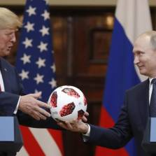 Congratulations to President Trump for an Excellent Summit With Putin