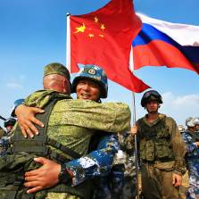 Chinese Military Arrives in Russia for Drills, Brings Serious Hardware