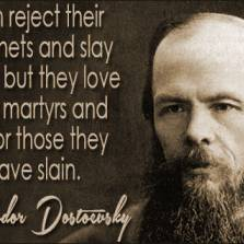 Dostoevsky's Prophecy: Man's Rebellion Against God Will Lead to Total Anarchy