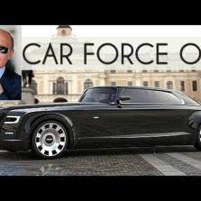 Russia Launches Super-Luxury Limo Brand to Compete with Bentley - Putin Is First Customer (Viral Documentary Film)