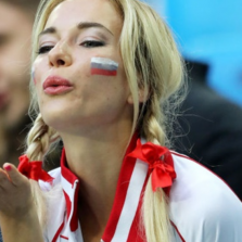 Russian Women Are Feminine in a Way the Globo-Homo West Has Lost - a World Cup Photo Essay