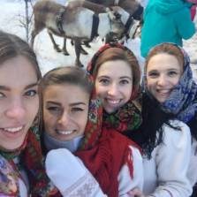 More Russian Girls Singing Beautiful Old Love Songs