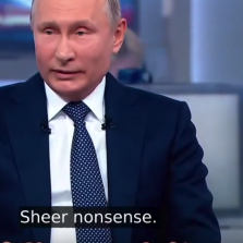 Revealing - Putin Answers Rapid-Fire Personal Questions. The Media Should Heed His Last Answer (Video)