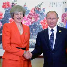 Theresa May to Blame Russia for Nerve Gas Attack; 'Full Spectrum' of Sanctions to Follow