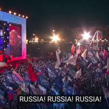 BREAKING: Putin Gives Fiery Election Victory Speech in Front of Kremlin (Video)
