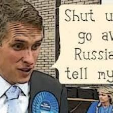 Russia Officially Declares UK Defense Secretary a Moronic Non-Entity