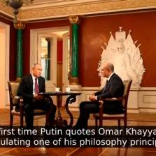 Putin Talks: His Copter Came Under Fire in 2000, How He Saved Chechnya from US-Backed Jihadis (Video)
