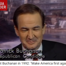 Hannity Shilled for Israel Yesterday - Guest Pat Buchanan Nailed Him