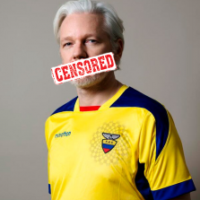 Assange BETRAYED: Ecuador Negotiates With UK to Hand Him Over