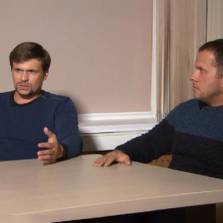Russian 'Spies' Petrov and Boshirov Say They Work in Fitness Industry
