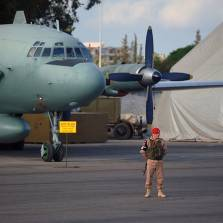Israeli Air Force Commander Travels to Moscow to Explain Il-20 Shootdown