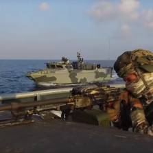 Russian Marines Land on Syrian Shores in Massive Mediterranean Drills (VIDEO)