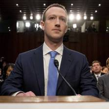 Zuck's Russia-Baiting During Testimony Was Downright Creepy - WATCH