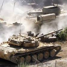 Syria's Upcoming Offensive to Israel Contact Line May Be the Best Show of the War