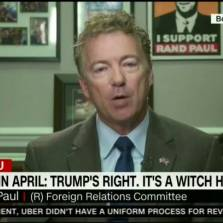 Rand Paul, Washington Maverick and Voice of Reason, Travels to Russia, Delivers Letter From Trump to Putin