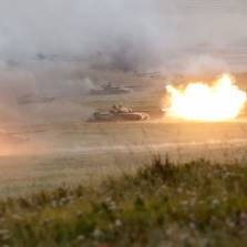 Spectacular Photos From Russia's Huge Ongoing 'Vostok' Military Drill