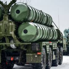 Russia's S-400 Air-Defense System Proves to Be Red Rag for the US Bull