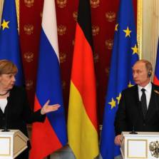 With Merkel's Backing Putin Could Save the Iran Deal