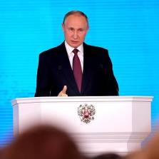 Putin: 'Russia's New Hypersonic Missile Can Rip US Air Defenses Apart'