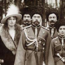 The Jewish Role in the Murder of the Last Tsar and His Family