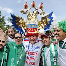 Never Mind the Haters, This World Cup Is Great for Russia