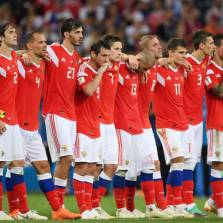 The Left Proclaims Russia the 'White Trash' of the World Cup